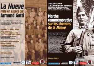 Programme commémoration Libération de Paris