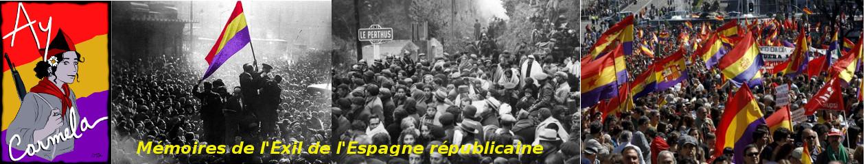 Mémoires de l'Exil de l'Espagne républicaine